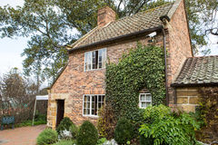 Cook's Cottage Royalty Free Stock Photo