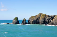 Cook Strait, New Zealand Royalty Free Stock Image