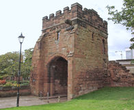 Cook Street Gate, Coventry Royalty Free Stock Images