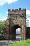 Cook Street Gate, Coventry. Stock Image