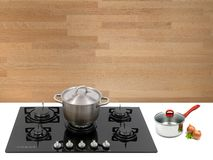 Cook Top Stock Images