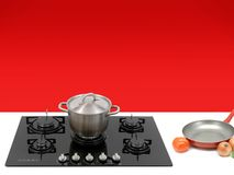 Cook Top Stock Photography