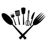 Cook utensils Stock Photography