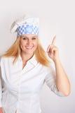Cook woman Stock Photos