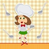 Cook women vector Stock Photos