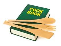 cookbook σκεύος για την κουζίνα στοκ φωτογραφίες με δικαίωμα ελεύθερης χρήσης