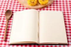 Cookbook στοκ φωτογραφίες με δικαίωμα ελεύθερης χρήσης