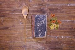 Cookbook. στοκ φωτογραφίες με δικαίωμα ελεύθερης χρήσης
