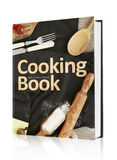 cookbook fotografia stock