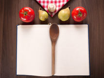 Cookbook Stock Images