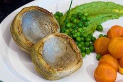 Cooked artichokes Stock Photos