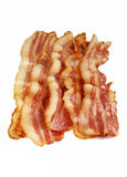 Cooked Bacon Stock Photography