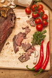 Cooked Beef Roast Stock Images