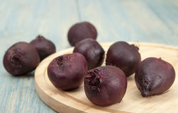 Cooked beets Royalty Free Stock Photo