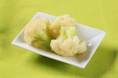 Cooked cauliflower Stock Image