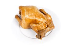 Cooked Chicken Royalty Free Stock Photos