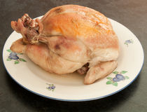 Cooked Chicken Royalty Free Stock Photography