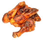 Cooked Chicken Portions Royalty Free Stock Image