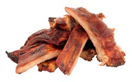 Chinese Style Pork Ribs stock images