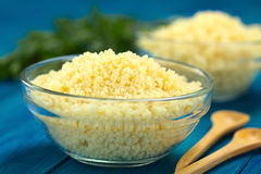 Cooked Couscous Stock Photos