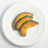 Cooked Goianinha Pumpkin. Cucurbita moschata Royalty Free Stock Images