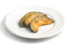 Cooked Goianinha Pumpkin. Cucurbita moschata Royalty Free Stock Image