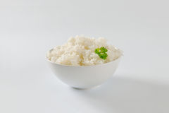 Cooked jasmine rice Royalty Free Stock Images