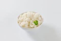 Cooked jasmine rice Stock Photography