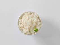 Cooked jasmine rice Royalty Free Stock Photography
