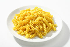 Cooked macaroni Royalty Free Stock Photo