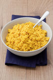 Cooked Millet Royalty Free Stock Photography