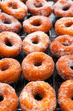 Cooked nature donut Royalty Free Stock Photography
