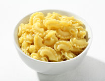 Cooked pasta macaroni Royalty Free Stock Photos