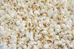 Cooked pop-corn as texture Stock Images