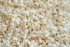 Cooked pop-corn as texture Royalty Free Stock Images