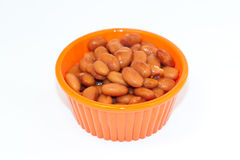 Cooked Red Kidney Beans Stock Images