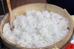 Cooked rice Stock Photos