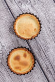 Cooked Shortcrust Pastry Royalty Free Stock Photo