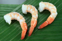 Free Cooked Shrimp Royalty Free Stock Photo - 65945175