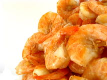 Cooked Shrimp Stock Images