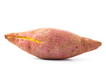 Cooked sweet potatoes Royalty Free Stock Photo