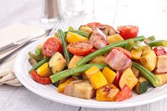 Cooked vegetable Royalty Free Stock Photography