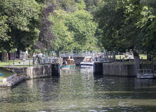 Cookham Lock Stock Images
