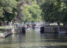 Cookham Lock Stock Images