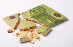 Cooki евро Стоковое Фото