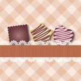 Cookie card Stock Photos