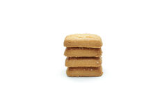 Cookie chip and Sugar cookie Stock Photos