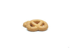 Cookie chip and Sugar cookie. On white background Stock Photos