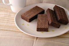Cookie chocolate Stock Photo