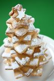 Cookie christmas tree Stock Images